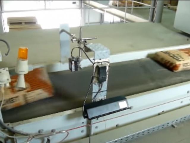 Marcado codificación Sacos de Cemento Inyección Térmica ANSER