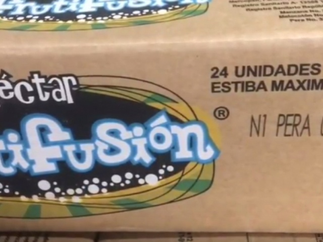 U2 DIESEL PRINTING ON CARTON BOXES